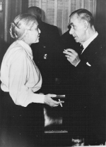 Thomas Mann und Anna Seghers