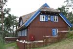 Mann-Haus in Nidden