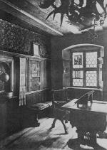 Arbeitszimmer Thomas Mann